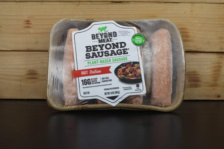 Beyond Meat Hot Italian Beyond Meat Sausage Meat > Meat Alternatives