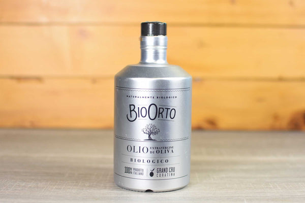 Bio Orto Coratina Grand Cru Organic Extra Virgin Olive Oil 500ml Pantry > Dressings, Oils & Vinegars