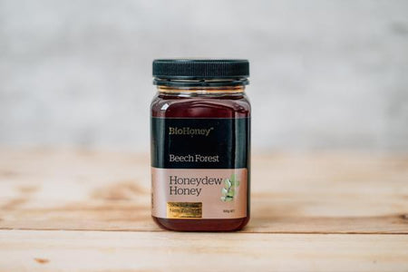 BioHoney Honeydew Honey 500g Pantry > Nut Butters, Honey & Jam