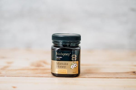 BioHoney Manuka Honey MGO 300+ 250g Pantry > Nut Butters, Honey & Jam