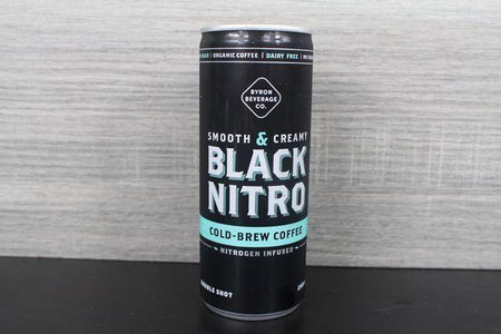 Black Nitro Black Nitro Coffee Can Pantry > Coffee & Tea