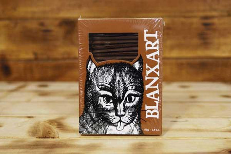 Blanxart Cat Tongue Milk Chocolate 110g Pantry > Confectionery