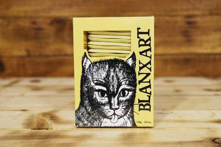 Blanxart Cat Tongue White Chocolate 110g Pantry > Confectionery