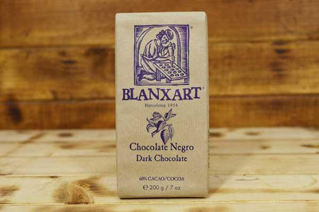Blanxart Dark Chocolate 65% 200g Pantry > Confectionery