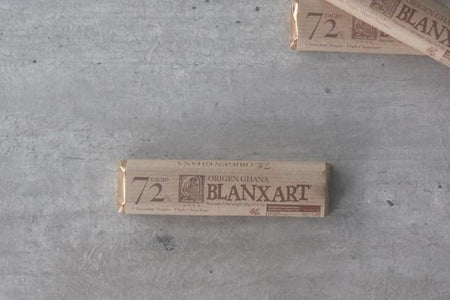 Blanxart Dark Chocolate 72% Cacao Bar 35g Pantry > Confectionery