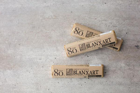 Blanxart Dark Chocolate 80% Cacao Bar 35g Pantry > Confectionery