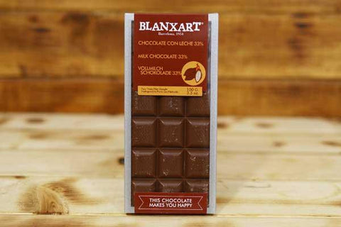 Blanxart Milk Choc 100g Pantry > Confectionery