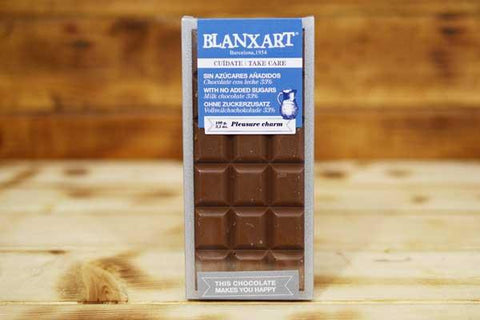 Blanxart Sugar-Free Milk Chocolate 33% 100g Pantry > Confectionery