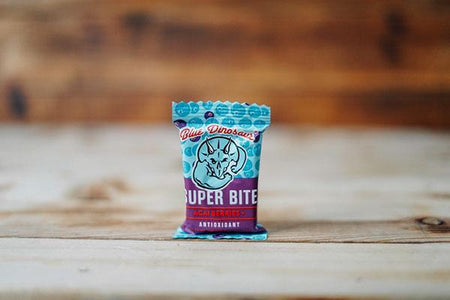 Blue Dinosaur Acai Berries Antioxidant Super Bite 30g Pantry > Granola, Cereal, Oats & Bars