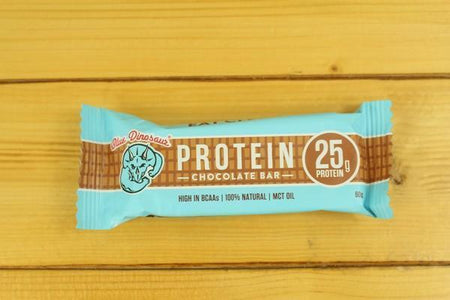 Blue Dinosaur BD Protein Bar - Chocolate 60g Pantry > Granola, Cereal, Oats & Bars