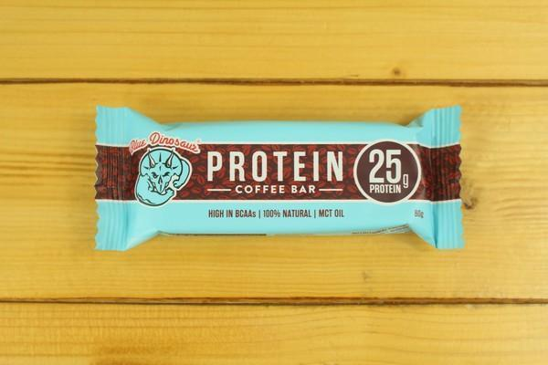 Blue Dinosaur BD Protein Bar - Coffee 60g Pantry > Granola, Cereal, Oats & Bars