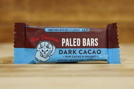 Blue Dinosaur Dark Cacao 45g Pantry > Granola, Cereal, Oats & Bars