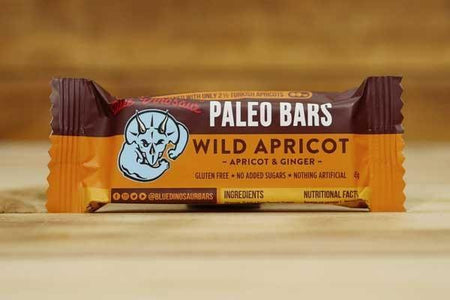 Blue Dinosaur Wild Apricot 45g Pantry > Granola, Cereal, Oats & Bars