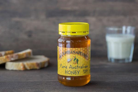 Iron Bark Honey 1kg