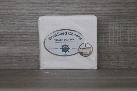 Boatshed Cheese Beach Box Brie 200g Dairy & Eggs > Cheese