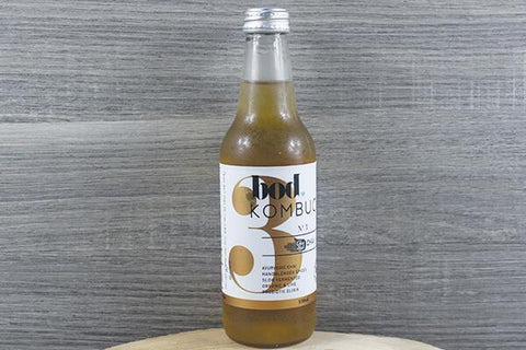 Bod Kombucha Cherry Vanilla Oak 330ml