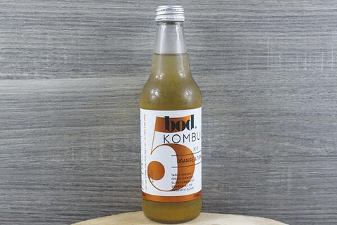 Bod Kombucha No.4 Straight Up 330ml