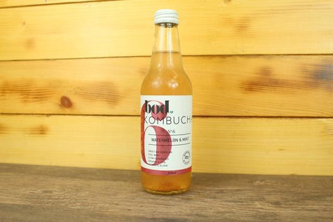 Bod Kombucha No.5 Orange Turmeric 330ml