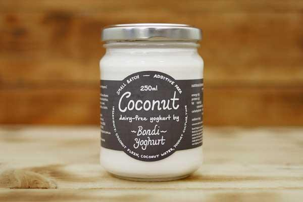 Bondi Yoghurt Coconut Bondi Yoghurt 250ml Dairy & Eggs > Dairy Alternatives