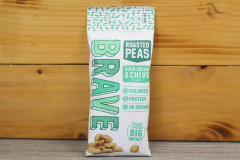 Brave Sea Salt & Vinegar Peas 35g