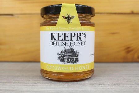 British Honey Company Cotswold Honey 227g Pantry > Nut Butters, Honey & Jam