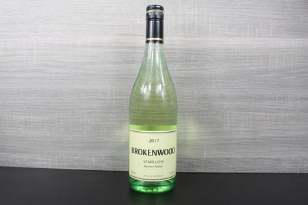 Broken Wood Brokenwood Semillon 2017  Alcohol > Wine