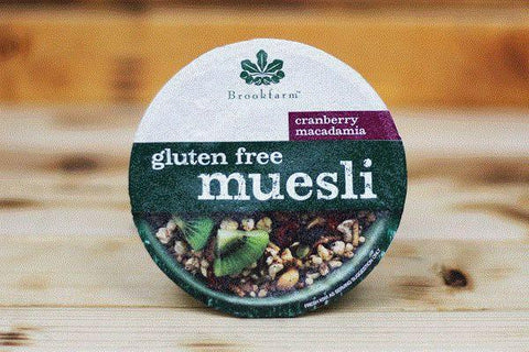 Organic Almond, Fig & Pear Muesli 450g