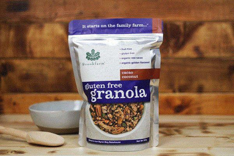 Maple Vanilla Nutty Granola 450g