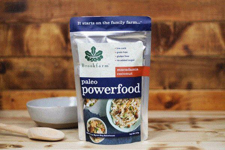 Brookfarm Gluten Free Macadamia Coconut Paleo Powerfood 330g Pantry > Dried Fruit & Nuts