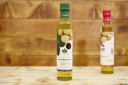 Brookfarm Natural Macadamia Oil 250ml Pantry > Dressings, Oils & Vinegars