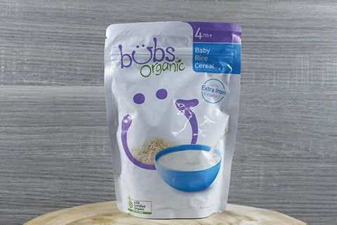 Bubs Org Baby Oats Cereal 125g
