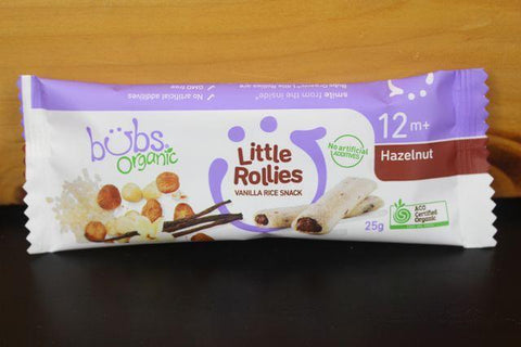 Coconut & Raw Cacao Little Rollies 25g