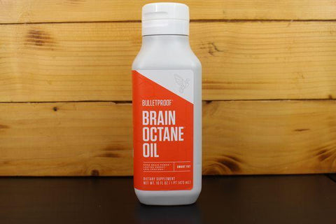 Bulletproof Brain Octane Oil 16oz Pantry > Protein Powders & Supplements