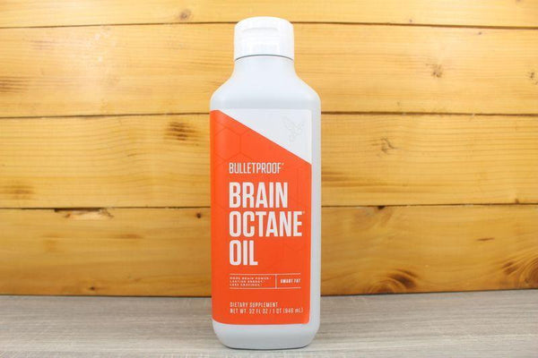 Bulletproof Brain Octane Oil 32oz Pantry > Protein Powders & Supplements