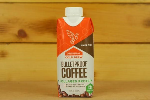 Bullet Proof Coffee Rtd Orig 11.1 oz