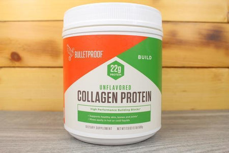 Bulletproof Bullet Proof Collagen Protein Powder 17.6oz Pantry > Protein Powders & Supplements