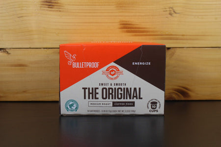 Bulletproof Bulletproof Original Coffee Pod (10 Pods) Drinks > Coffee & Tea