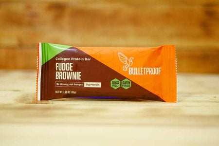 Bulletproof Chocolate Collagen Protein Bars 1.58oz Pantry > Granola, Cereal, Oats & Bars