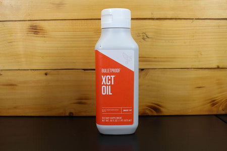 Bulletproof XCT Oil 16oz Pantry > Protein Powders & Supplements