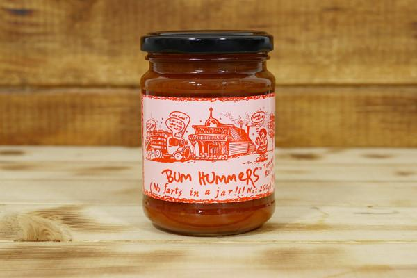Bum Hummers Tomato Relish 250g Pantry > Condiments