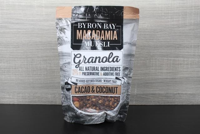 Byron Bay BBM Small Granola Cacao & Coconut 400g Pantry > Granola, Cereal, Oats & Bars