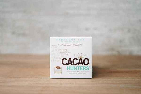 Cacao Hunters Heirloom Arhuacos 72% Chocolate 28g Pantry > Confectionery
