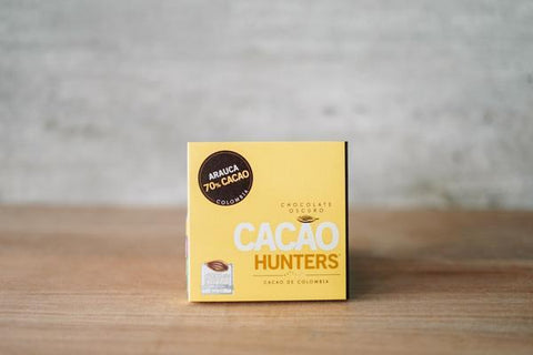 Cacao Hunters Origin Arauca 70% Chocolate 28g Pantry > Confectionery