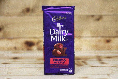 Dairy Milk Chocolate Bar 200g