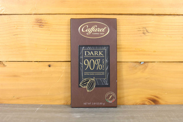 Caffarel 90% Extra Dark Chocolate 80g Pantry > Antipasto, Pickles & Olives