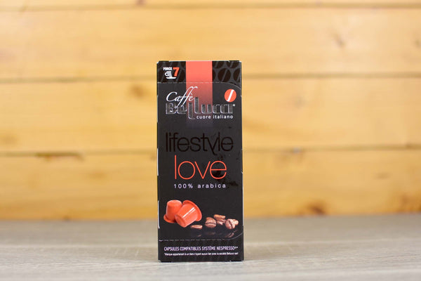 Caffè Bellucci Love 100% Arabica Coffee Capsule Drinks > Coffee & Tea