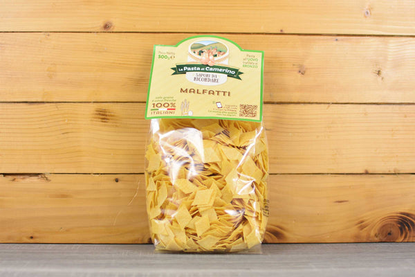 Camerino Egg Malfatti 500g Pantry > Pasta, Sauces & Noodles
