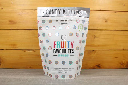 Candy Kittens Candy Kitten Fruity Favourites 280g Pantry > Confectionery