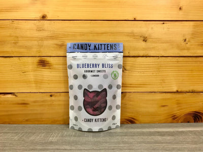 Candy Kittens Candy Kittens Blueberry Bliss 138g Pantry > Confectionery