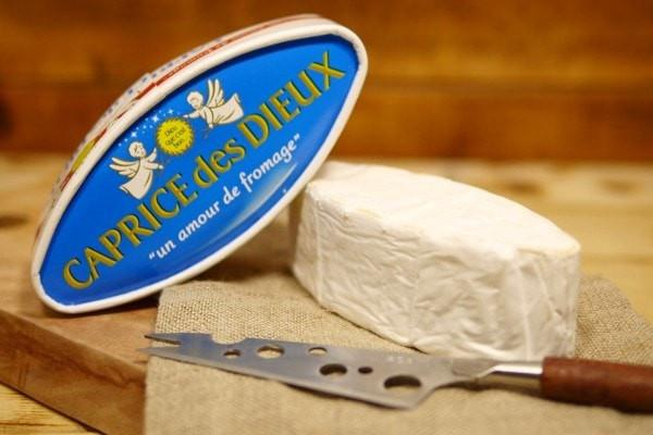Caprice des Dieux Pasteurised Soft Cheese 200g Dairy & Eggs > Cheese